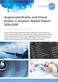 Augmented Reality and Virtual Reality in Aviation Market Report 2020-2030