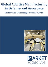 Global Additive Manufacturing in Defense and Aerospace - Market and Technology Forecast to 2028