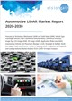 Cover Image - Automotive LiDAR Market Report 2020-2030
