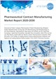 Cover Image- Pharmaceutical Contract Manufacturing Market Report 2020-2030