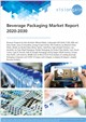 Cover Image- Beverage Packaging Market Report 2020-2030