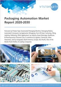 Packaging Automation Market Report 2020-2030