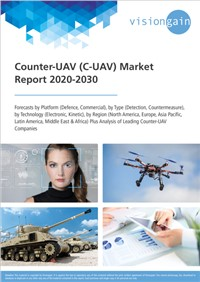 Counter-UAV (C-UAV) Market Report 2020-2030