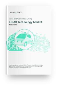 ADAS and Autonomous Driving LiDAR Technology Market, Edition 2020