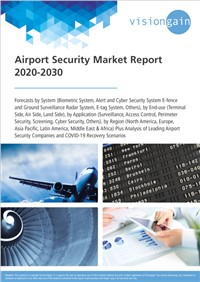 Airport Security Market Report 2020-2030