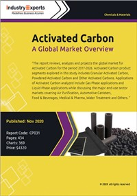 Activated Carbon – A Global Market Overview