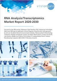 RNA Analysis/Transcriptomics Market Report 2020-2030