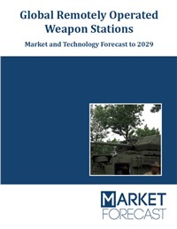 Global Remotely Operated Weapon Stations - Market and Technology Forecast to 2029