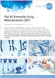 Cover Image- Top 50 Biosimilar Drug Manufacturers 2021