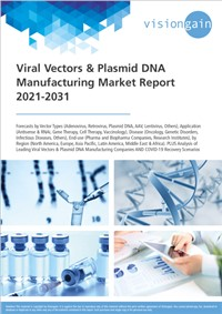 Viral Vectors & Plasmid DNA Manufacturing Market Report 2021-2031