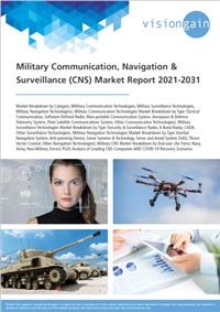 Military Communication, Navigation & Surveillance (CNS) Market Report 2021-2031