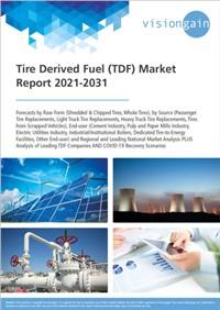 Tire Derived Fuel (TDF) Market Report 2021-2031