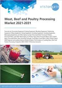 Meat, Beef and Poultry Processing Market Report 2021-2031