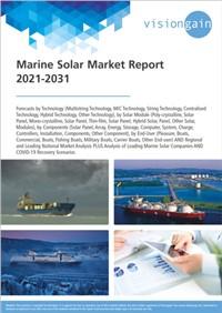 Marine Solar Market Report 2021-2031