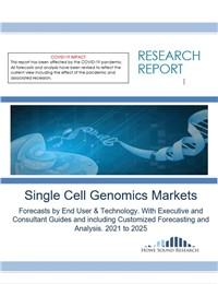 Single Cell Genomics Markets Forecasts - 2021 to 2025