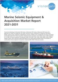 Marine Seismic Equipment & Acquisition Market Report 2021-2031