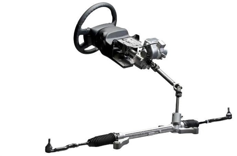 The Key Players In Global Automotive Steering System