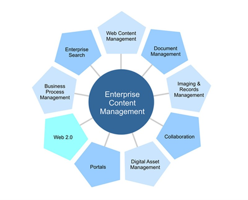 The Key Players In Global Enterprise Content Management Ecm Software