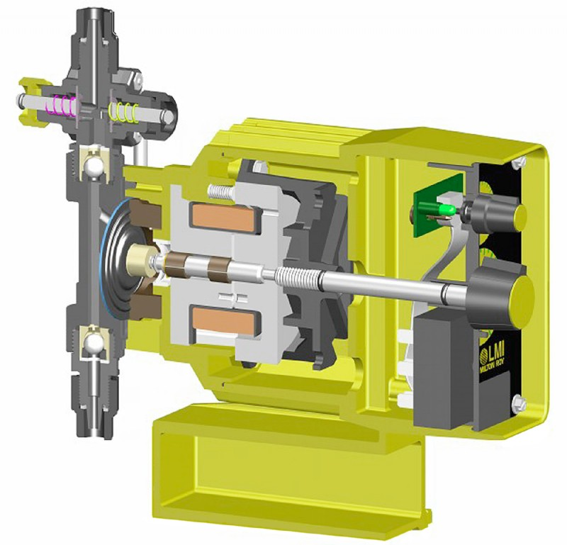 Metering pump market worth 4100 million by 2017 ccuart Images