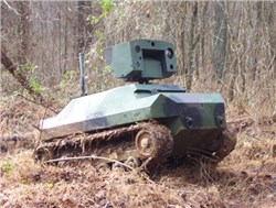 Military Unmanned Ground Vehicle (UGV) Market set to be worth $412.6M, According to a New Study on ASDReports