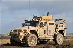 The Key Players Global Military Support Vehicle Market 2015-2019, According to a New Study on ASDReports