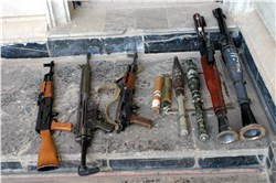 Small Arms Market worth 4.92 Bn USD by 2020