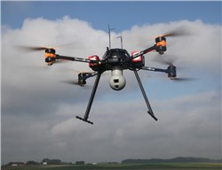 UAV Payloads & Subsystems Market Will Reach $5.2bn in 2016