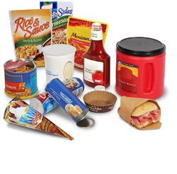 The Global Food Packaging Market Value in 2016 Will be $282.6bn