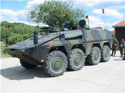 Armored Vehicles Market worth 31.26 Bn USD by 2021