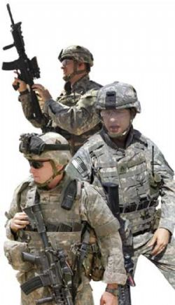 The soldier modernisation market worth 804.2 million dollars in 2012