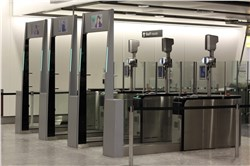 The Key Players in Global Airport E-gates Market 2016-2020