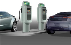 THE DEPLOYMENT OF THE EV CHARGING STATIONS WILL REACH 2.2 MILLION UNITS IN 2016