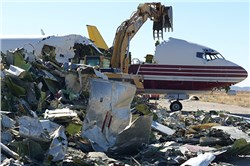 Commercial Aircraft Disassembly, Dismantling & Recycling Market to be worth $5.6bn in 2016