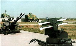 The Key Players in Global SHORAD Missile System Market 2016-2020
