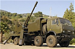 Global Artillery and Systems Market to Grow at 4.59% Over 2016-2026