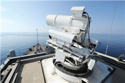 Global Directed Energy Weapon (DEW) Market to be worth $5,343MN in 2017