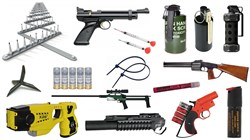 Global Non-lethal Weapons Market