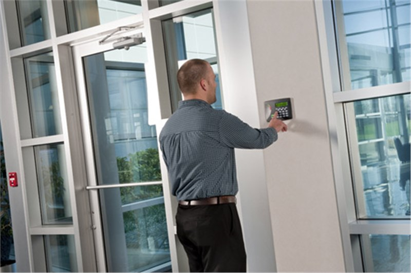 Industrial Access Control Market worth 1,317.9 M USD by 2023