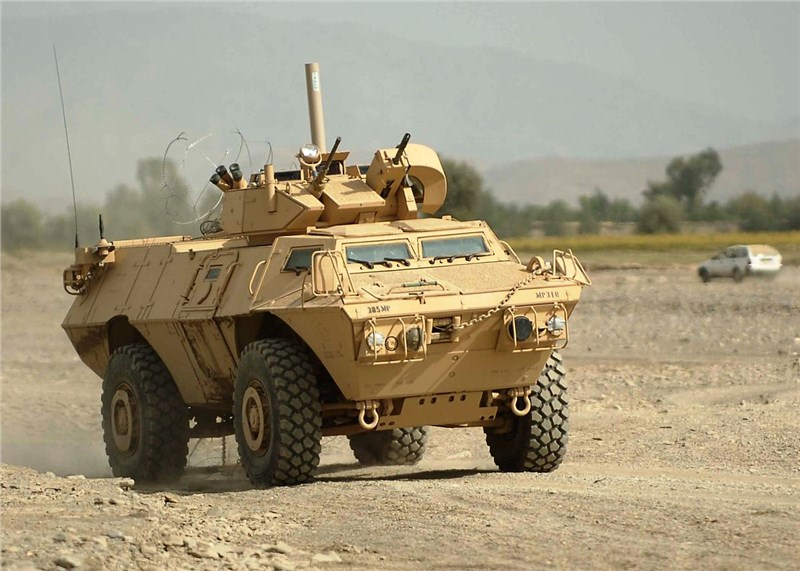 Military Armoured Vehicle Market Worth $14 Bn In 2017
