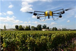 Agricultural Drones & Robots Market Worth $5.4 Bn in 2017
