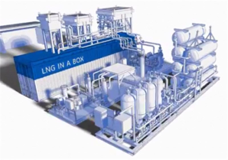 Small Scale LNG Market to Surpass $50 Billion by 2026