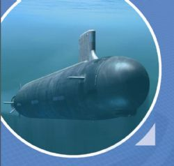 The global submarine market is expected to increase by a CAGR of over 5% during the forecast period, according to a new study on ASDReports