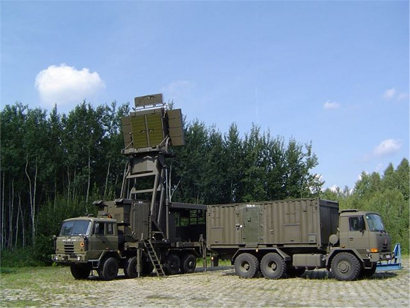 Market Study Shows an Increased Role of Radar in Combat