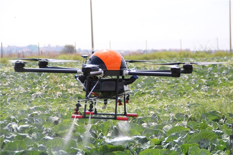 Agriculture Drones Market worth $4.8 Bn by 2024