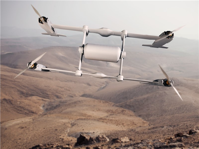 Drone Package Delivery Market - Global Forecast to 2030