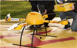 Drone Package Delivery market set to grow to $10bn by 2030