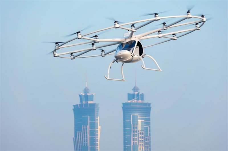 Urban Air Mobility: a Revolution in the Skies