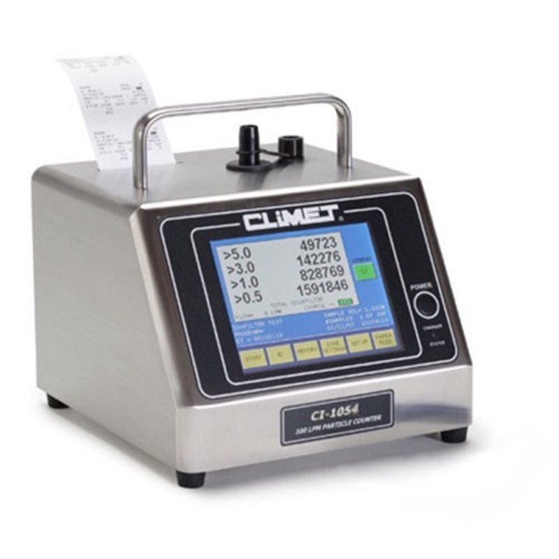 Particle Counters Market worth $554 Million by 2025
