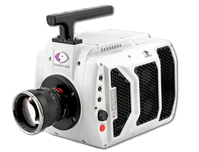 High-speed Camera Market worth $723 million by 2025