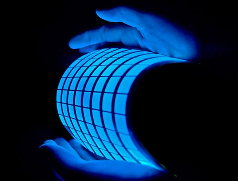 elastyczny OLED